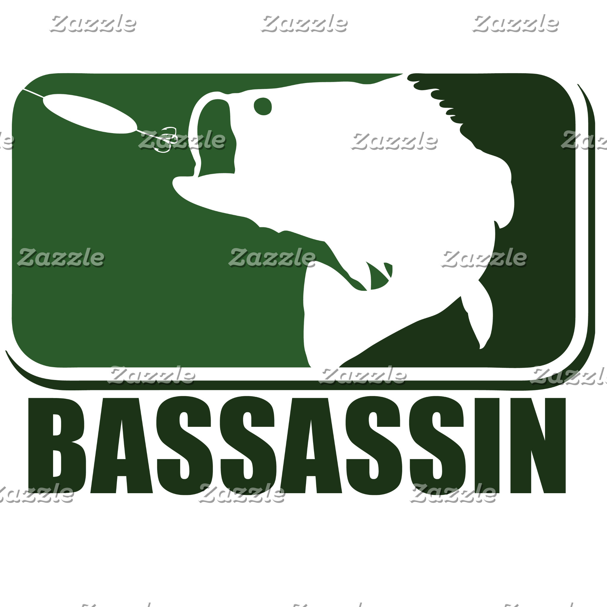 BASSASSIN Bass angler BASS ASSASSIN