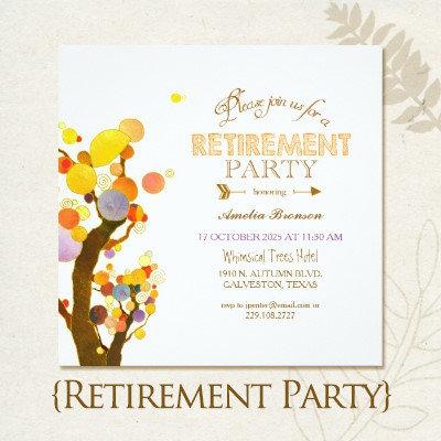 Retirement Party