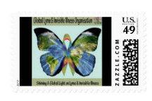 Lyme Disease Awareness Stamps