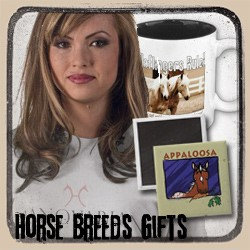 Horse Breeds Gifts