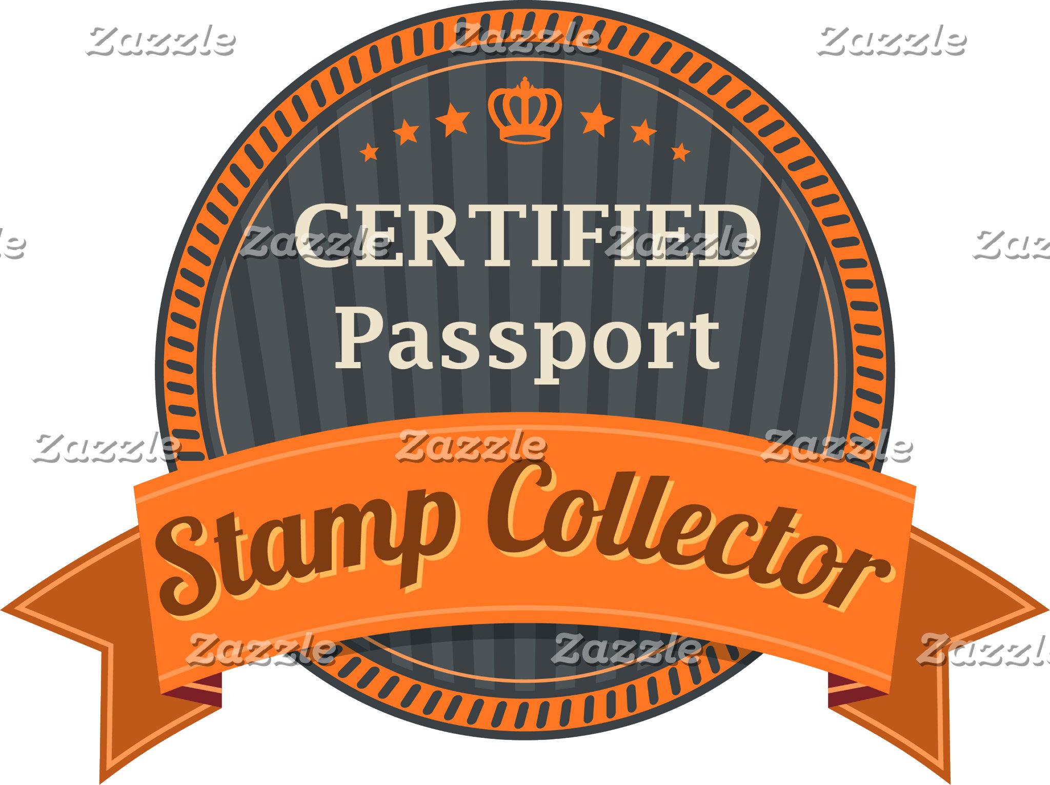 Passport Stamp Collector