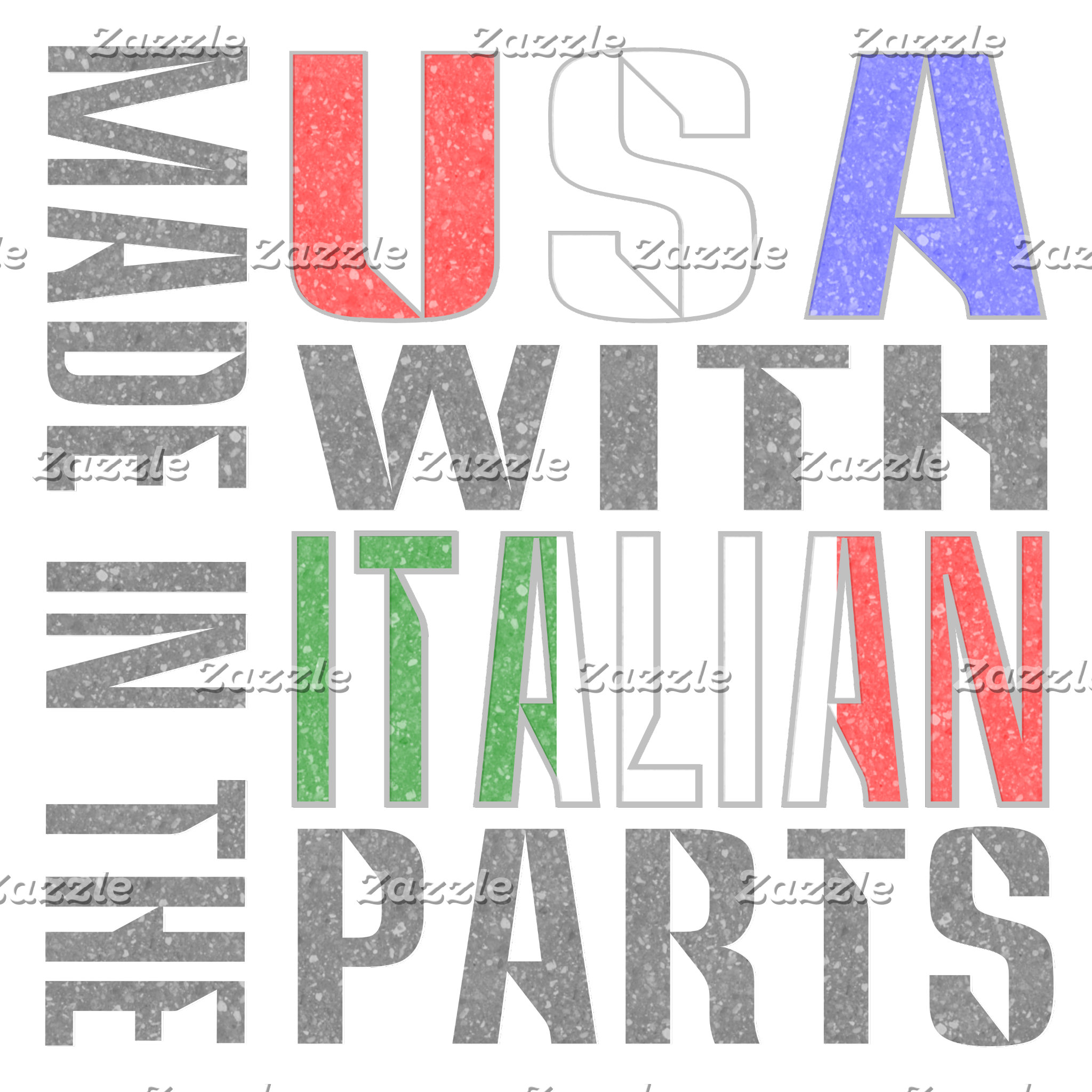 Made in the USA with Italian Parts