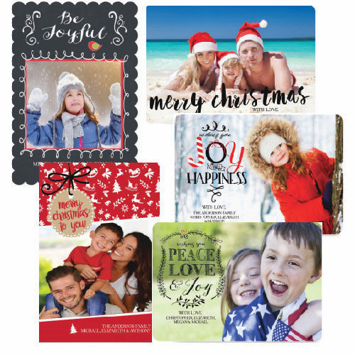 CHRISTMAS     CARDS FLAT