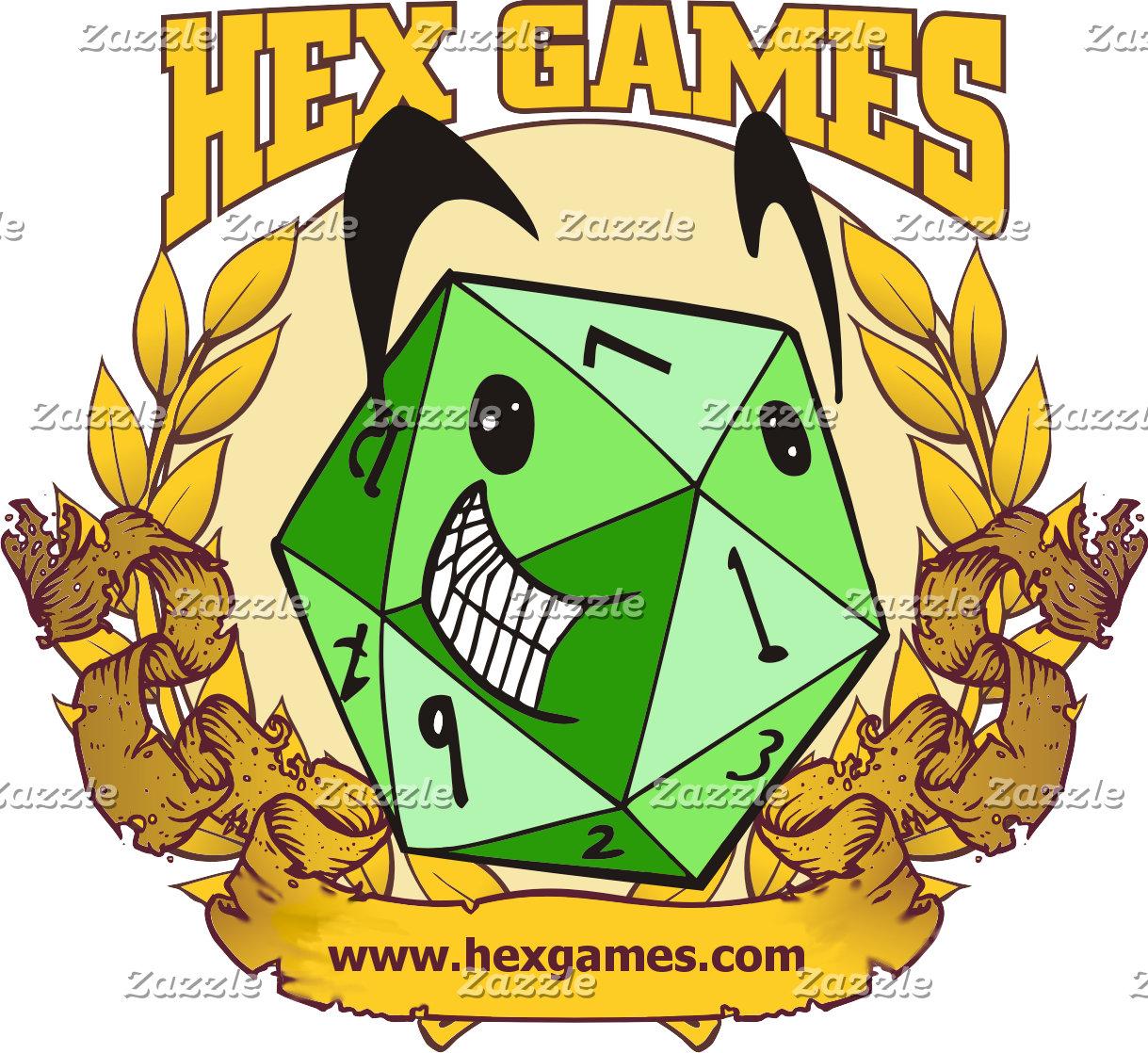 Game Logo Merchandise