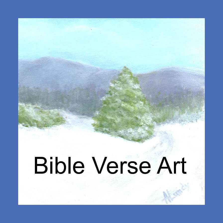 Bible Verse Art