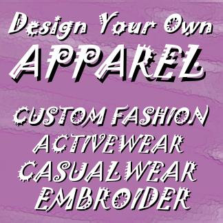 Design Your Own Clothing