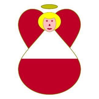 Austrian Angel Flag Blonde