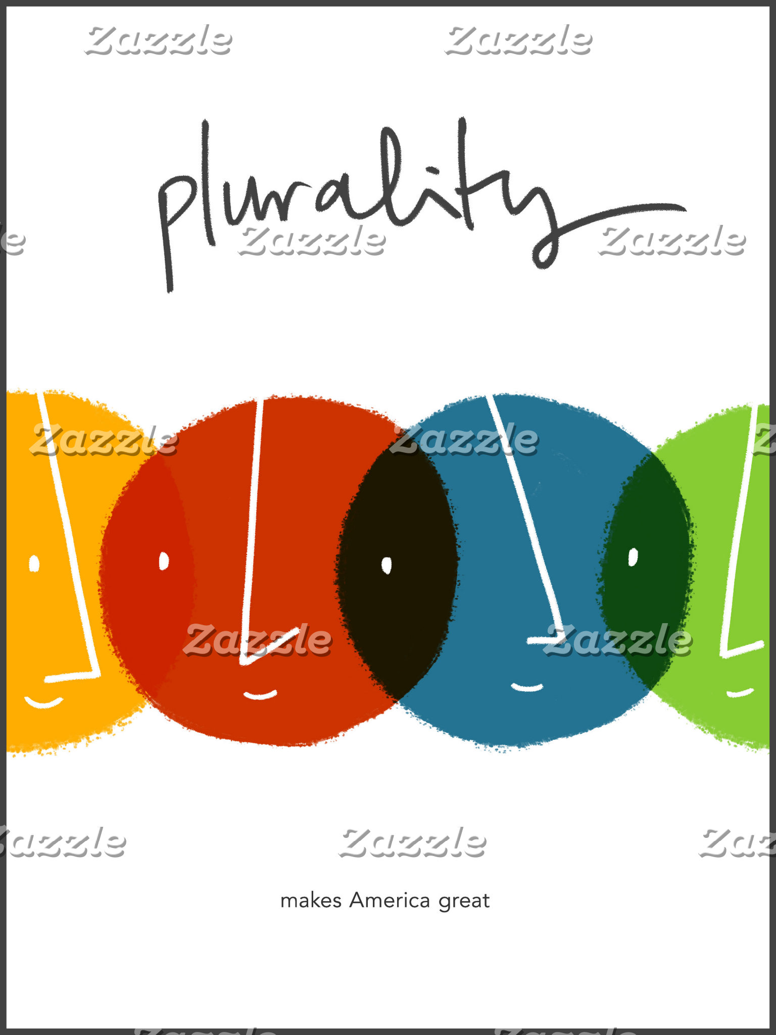 Plurality Makes America Great