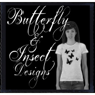 Butterfly & Insect Designs