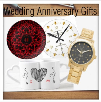 Anniversary Wedding Gift