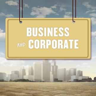 Business & Corporate