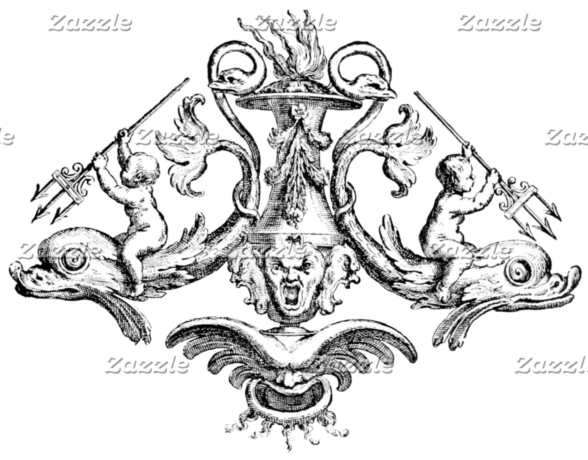 Dolphin Emblem
