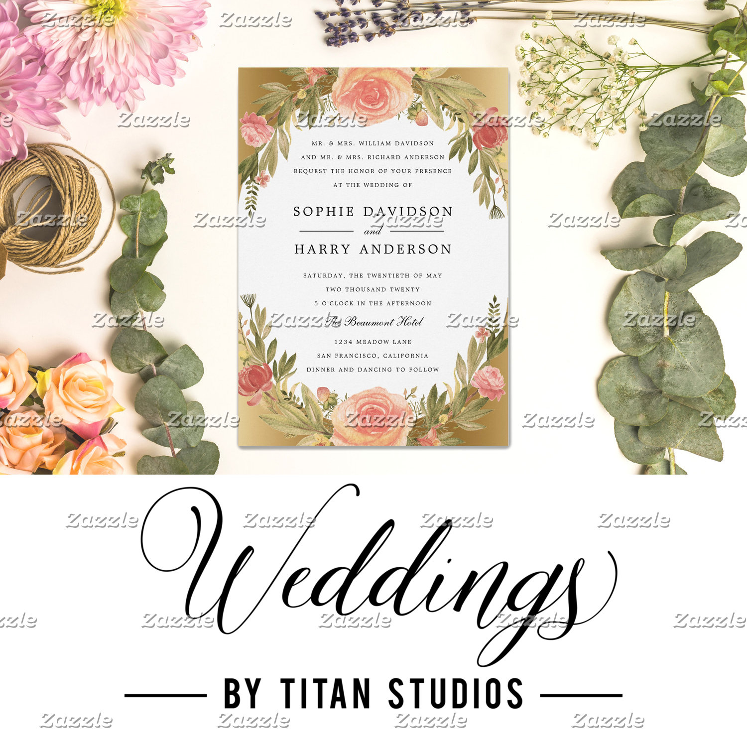 Weddings by Titan Studios