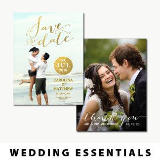 Wedding Essentials