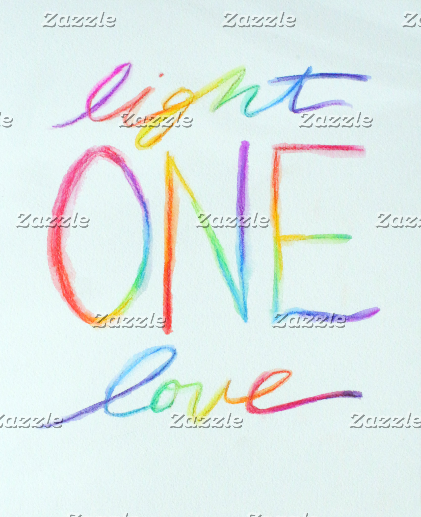 Chakra Inspirational One Words