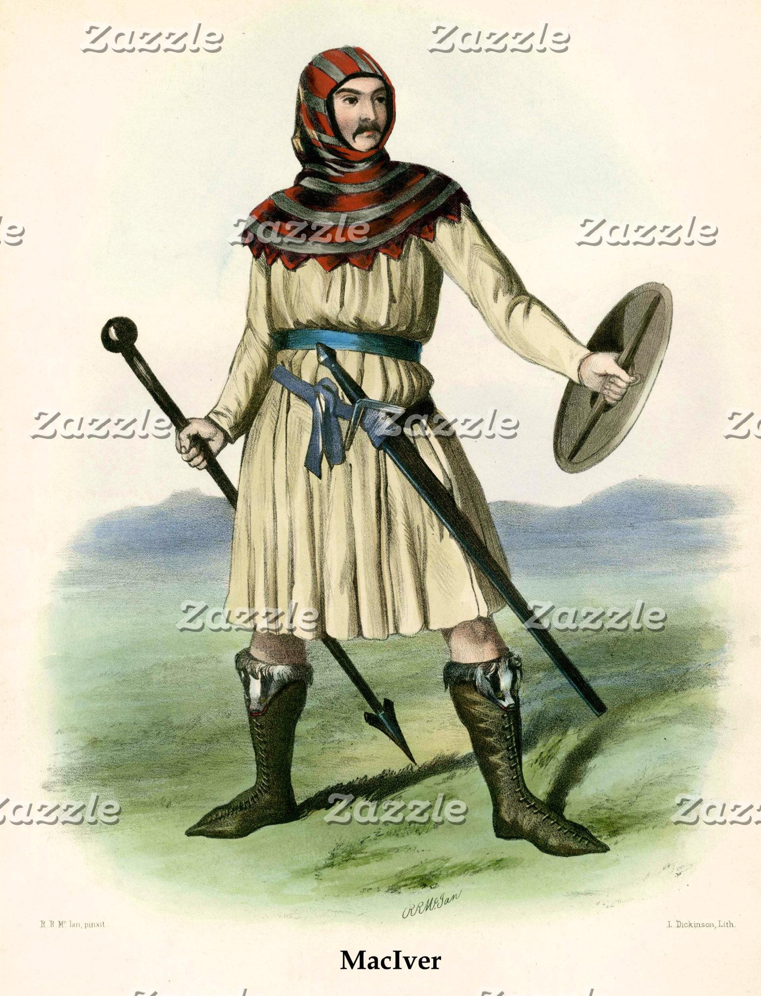 Clan MacIver