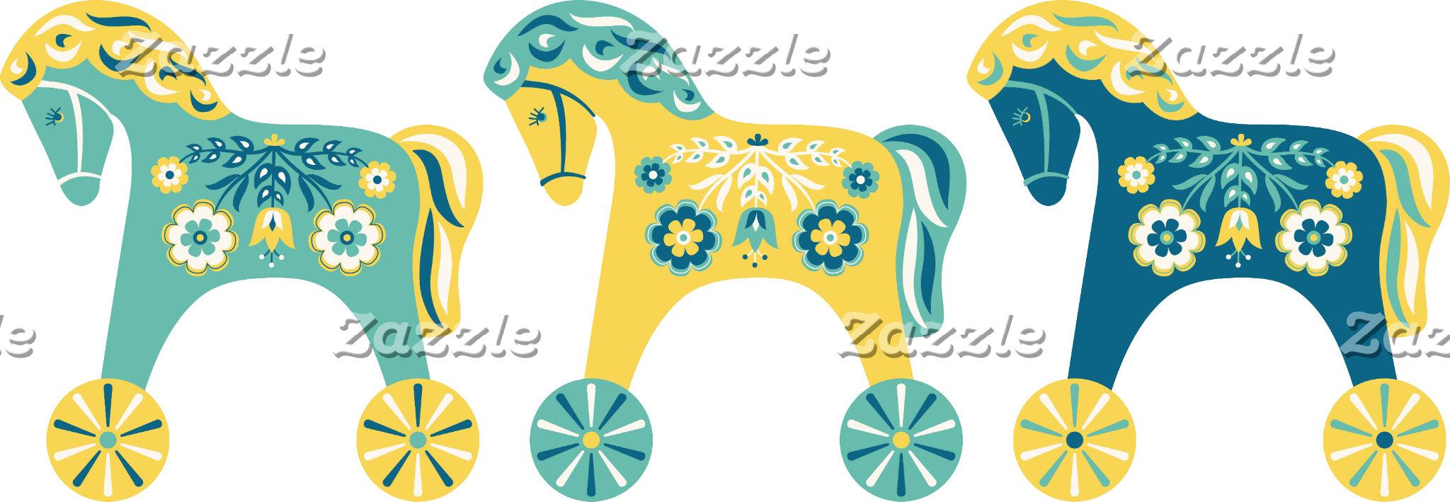 Toy Horses