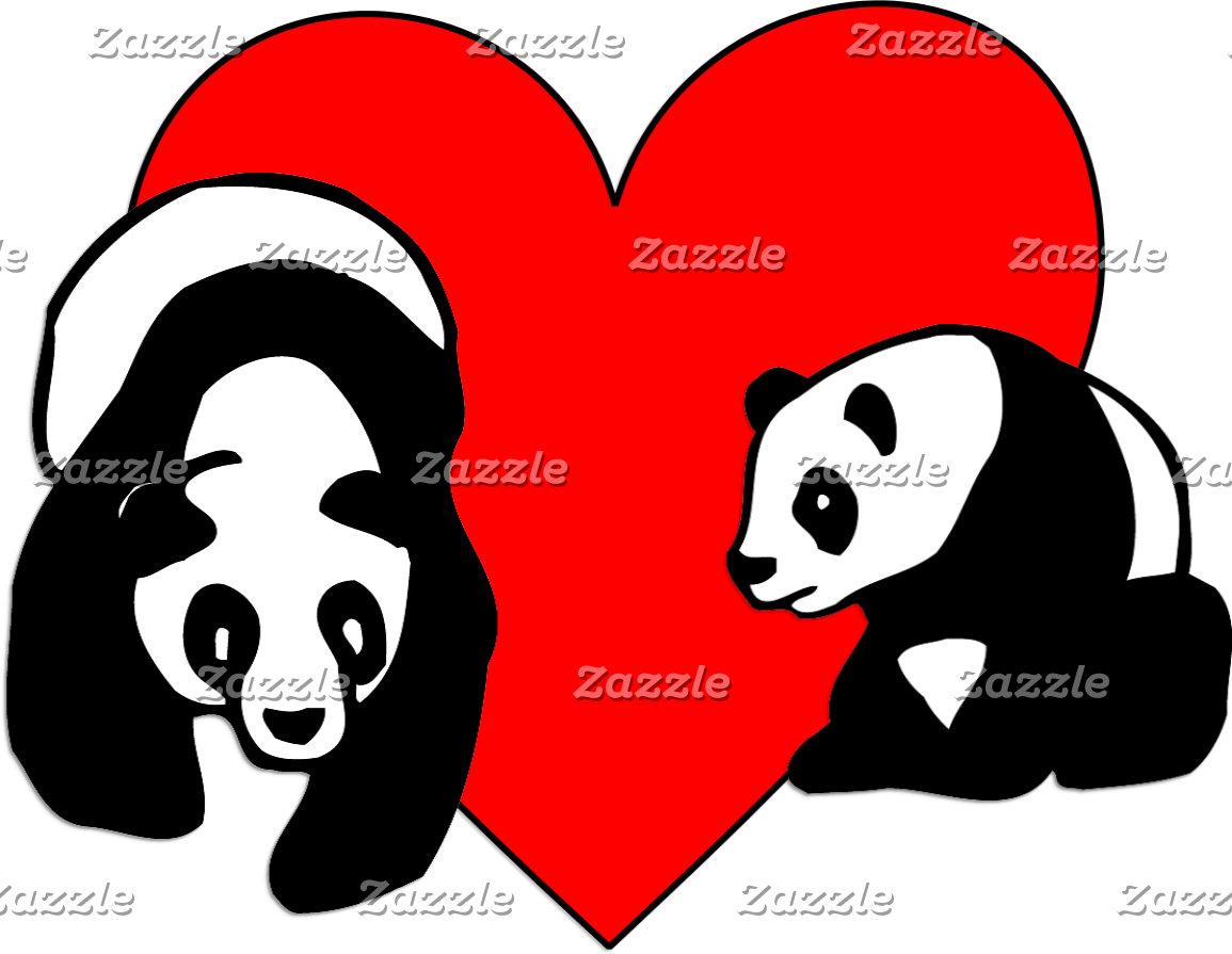 A Panda's Love