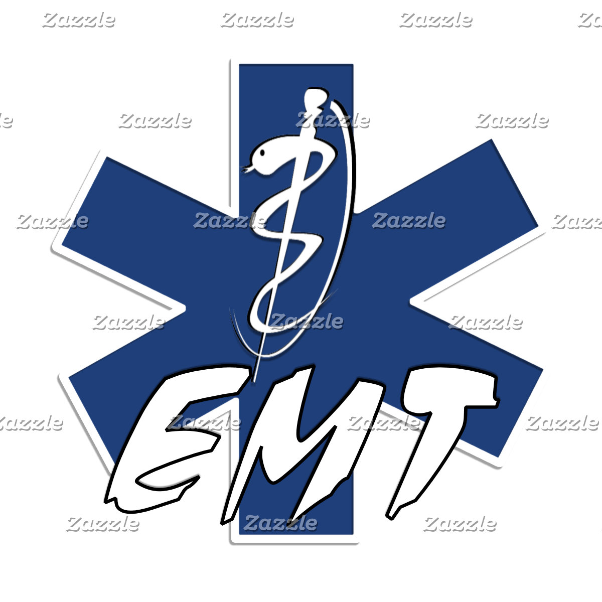 EMT Active Star of Life