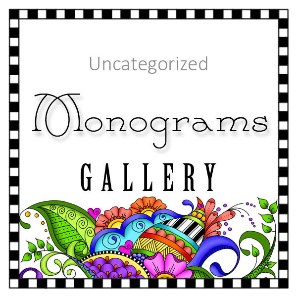 Uncategorized Monograms Gallery