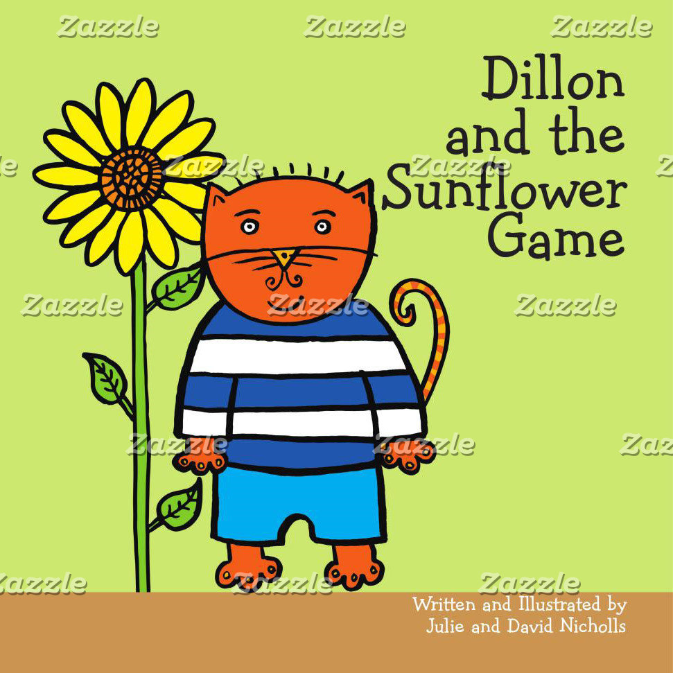 Dillon and the Sunflower Game
