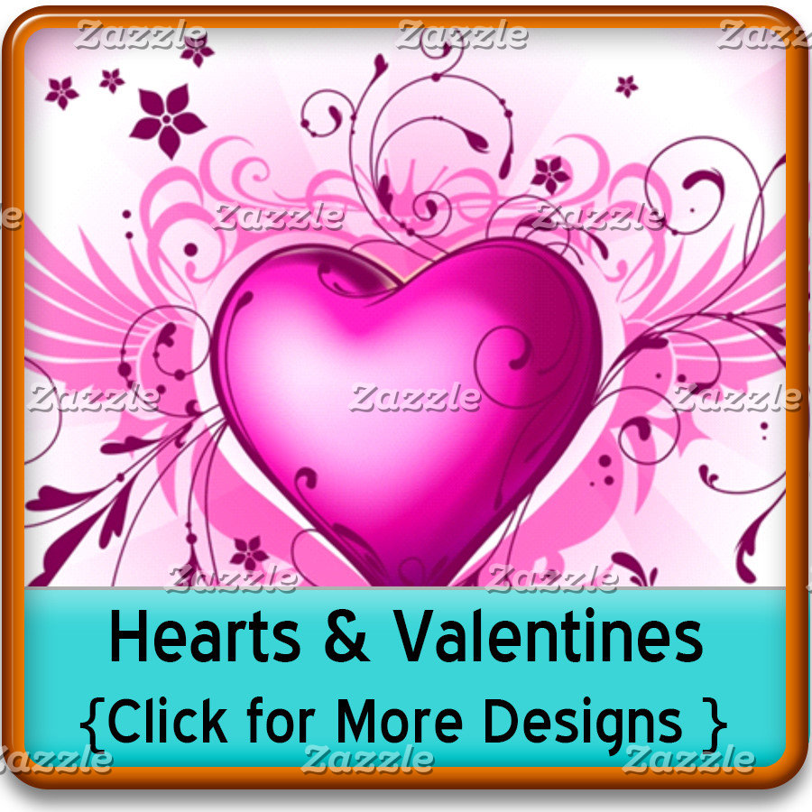 Hearts & Valentines
