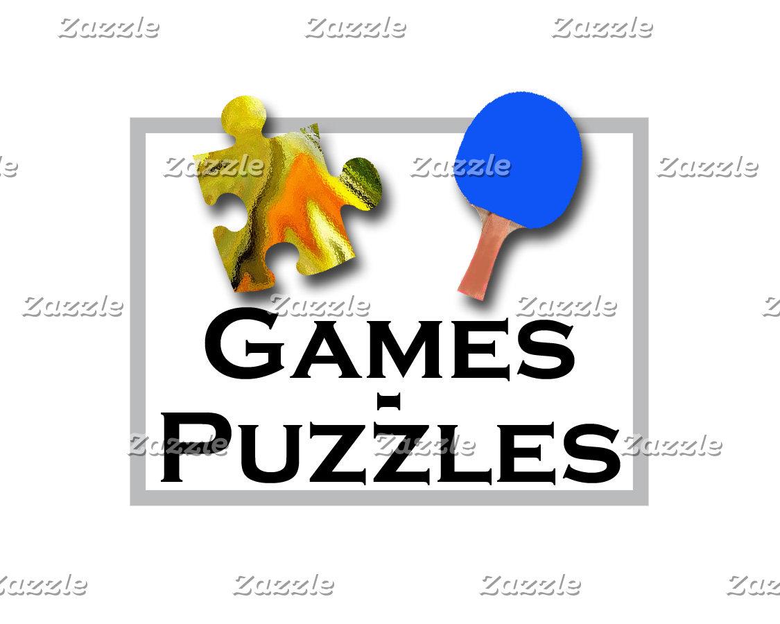 GAMES / PUZZLES
