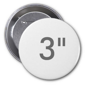 """3"""" Round Buttons LARGE"""