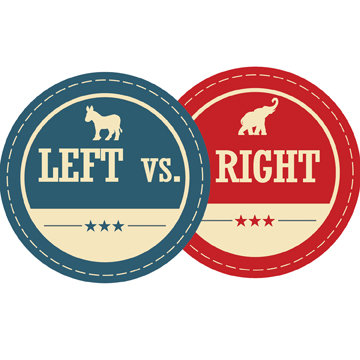 ► LEFT vs. RIGHT