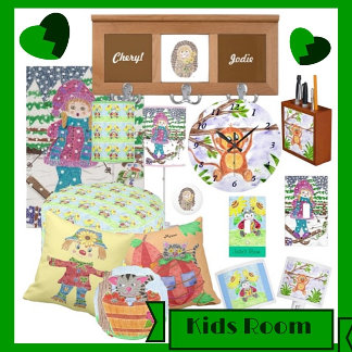 Children's room accessories