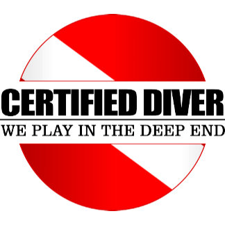 Certified Diver (rd)