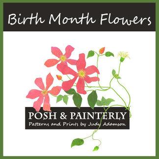 Birth Month Flowers