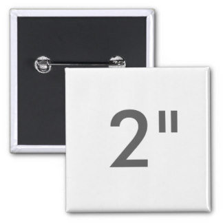 """2"""" Square Buttons STANDARD"""