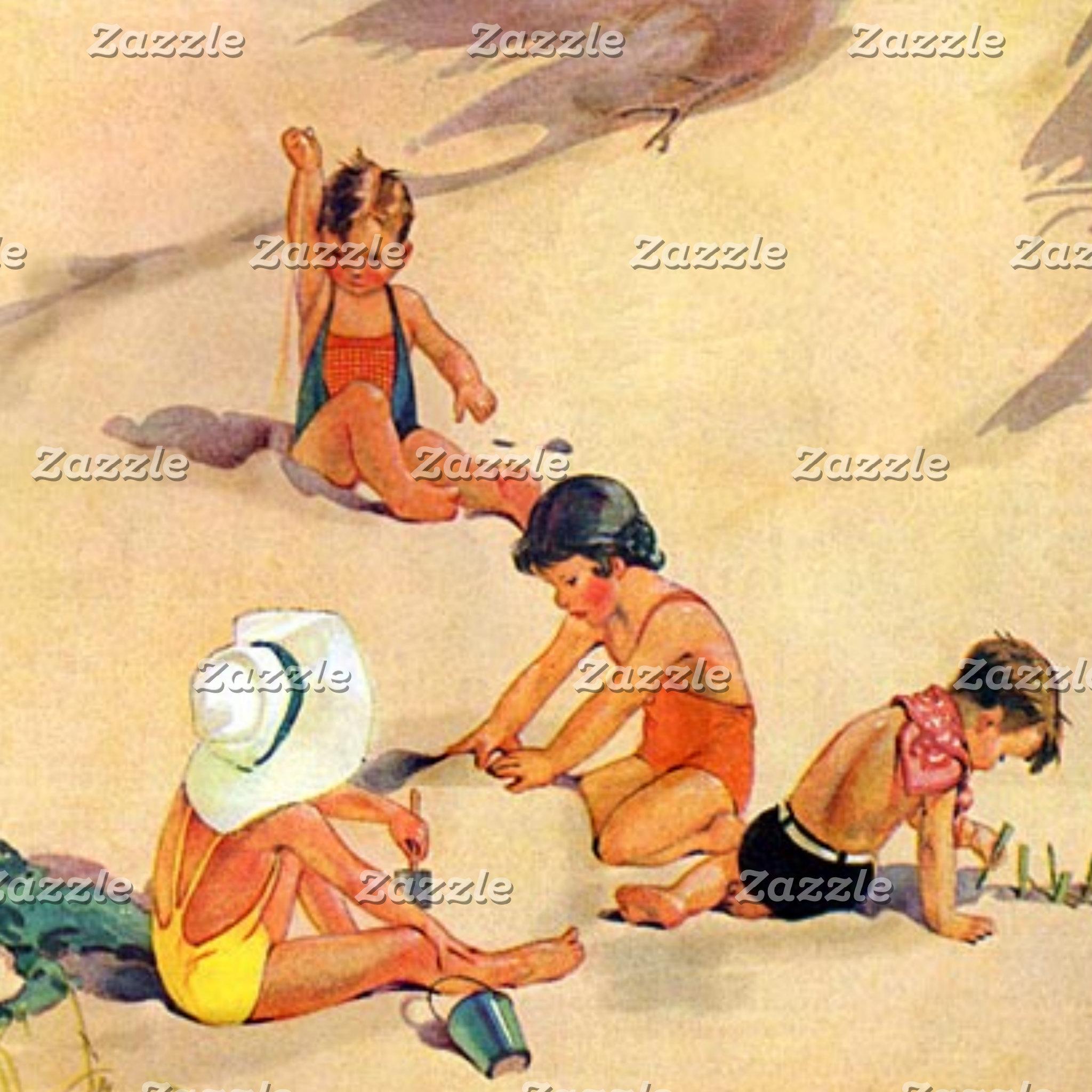 Beachs N Boats N Bathing Suits