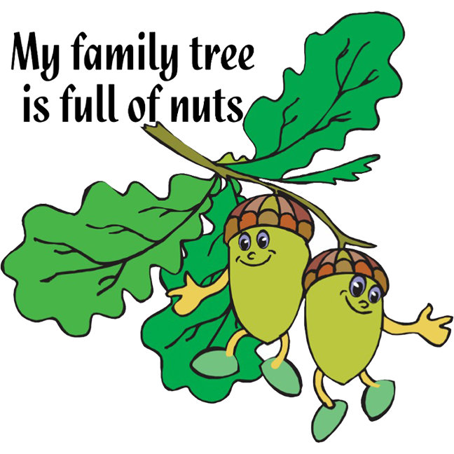 Family Tree is Full of Nuts
