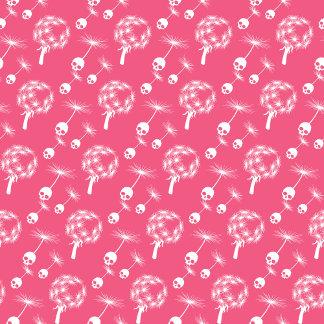 Pink Skull Dandelion Seeds