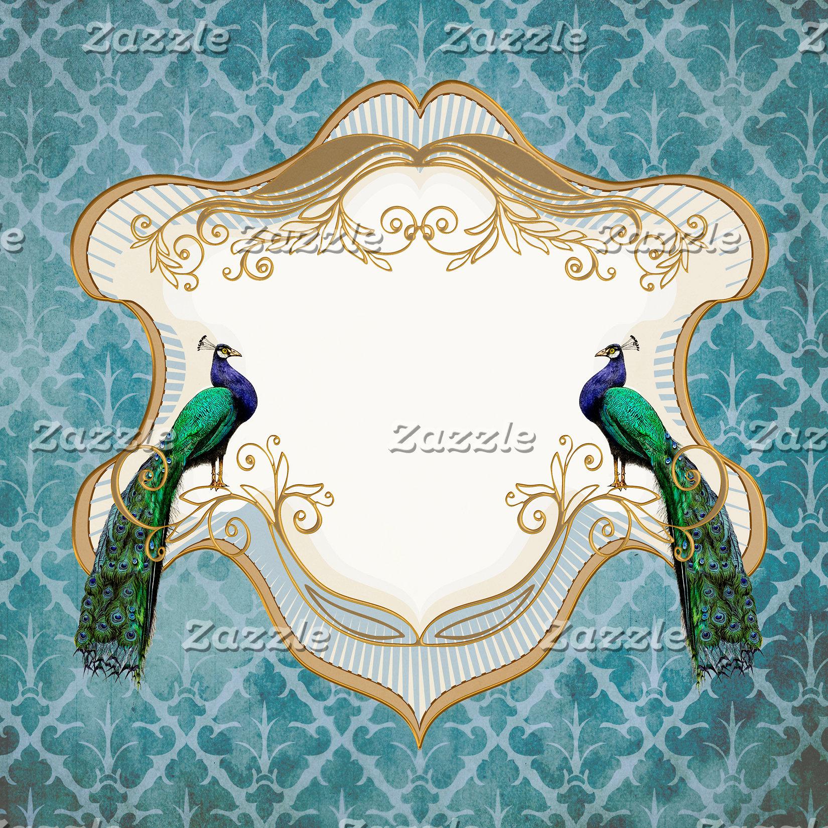 Royal Peacock-Blue