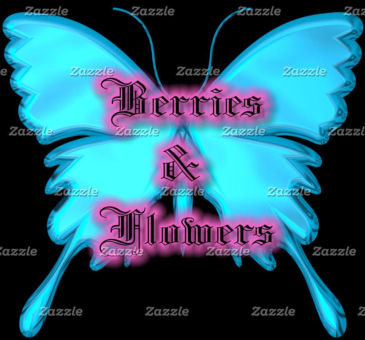 Berries & Flowers