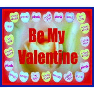 Be My Valentine Cards, Gifts and Misc.