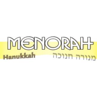 Menorah-Hanukkah