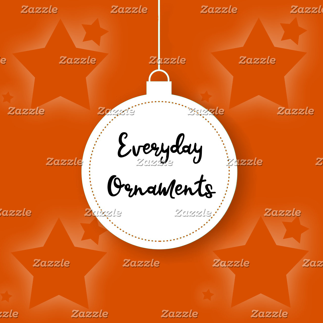 Everyday Ornaments