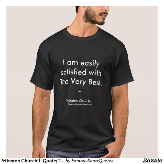Famous Quotes Men's T-shirts