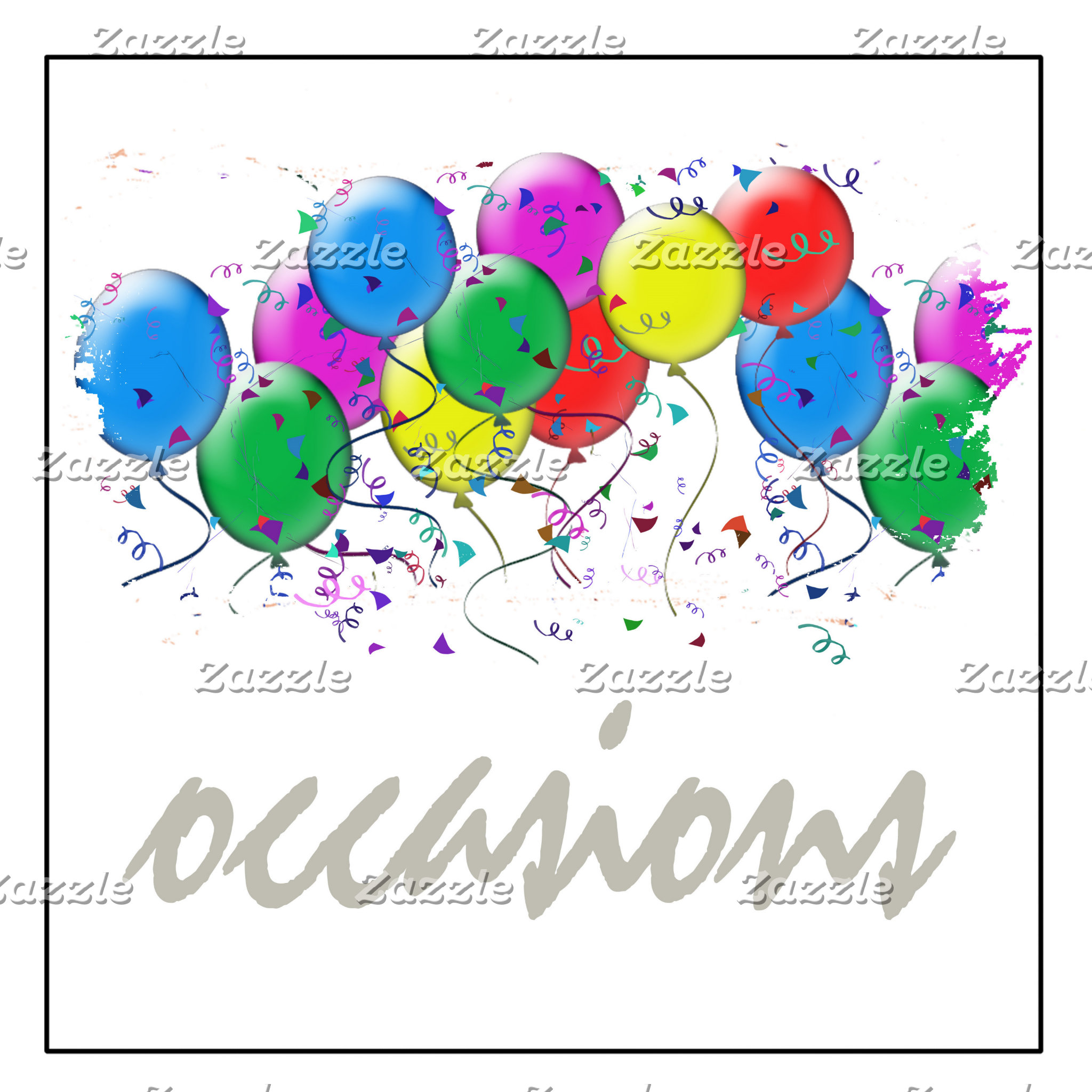 Special Occasions/Events