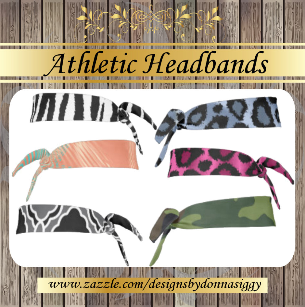 Athletic Headbands