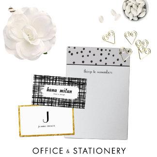 Office, Stationery