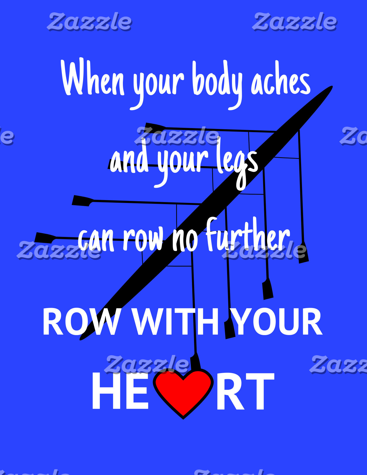 Rowing Heart