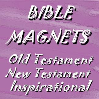 Christian and Biblical Art Magnets