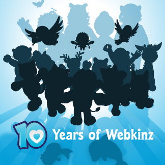 10 Years of Webkinz