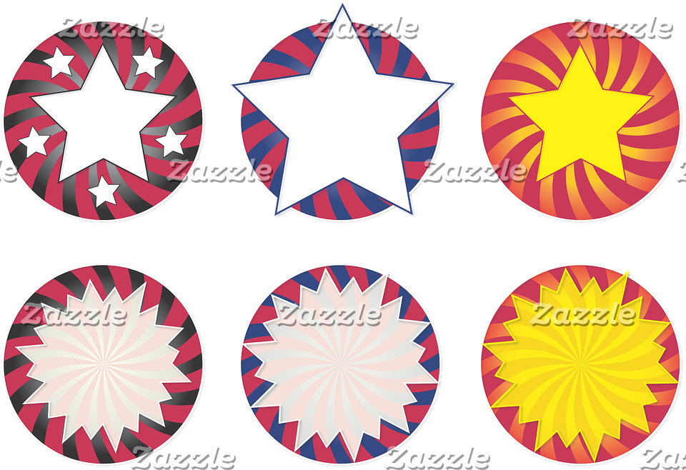 Stickers & Decorative Labels