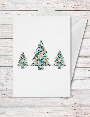Minimalist Christmas Cards
